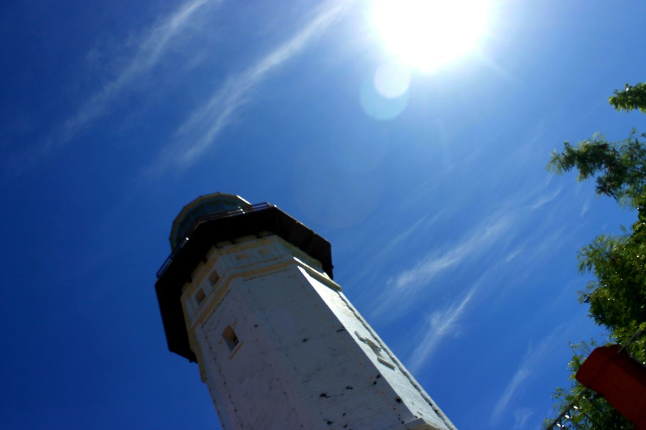 Sunlight and a light house... ☀🌞 CapeBojeadorLighthouse Ilocos Norte, Philippines  Travelph Philippines KayGandaNgPilipinas