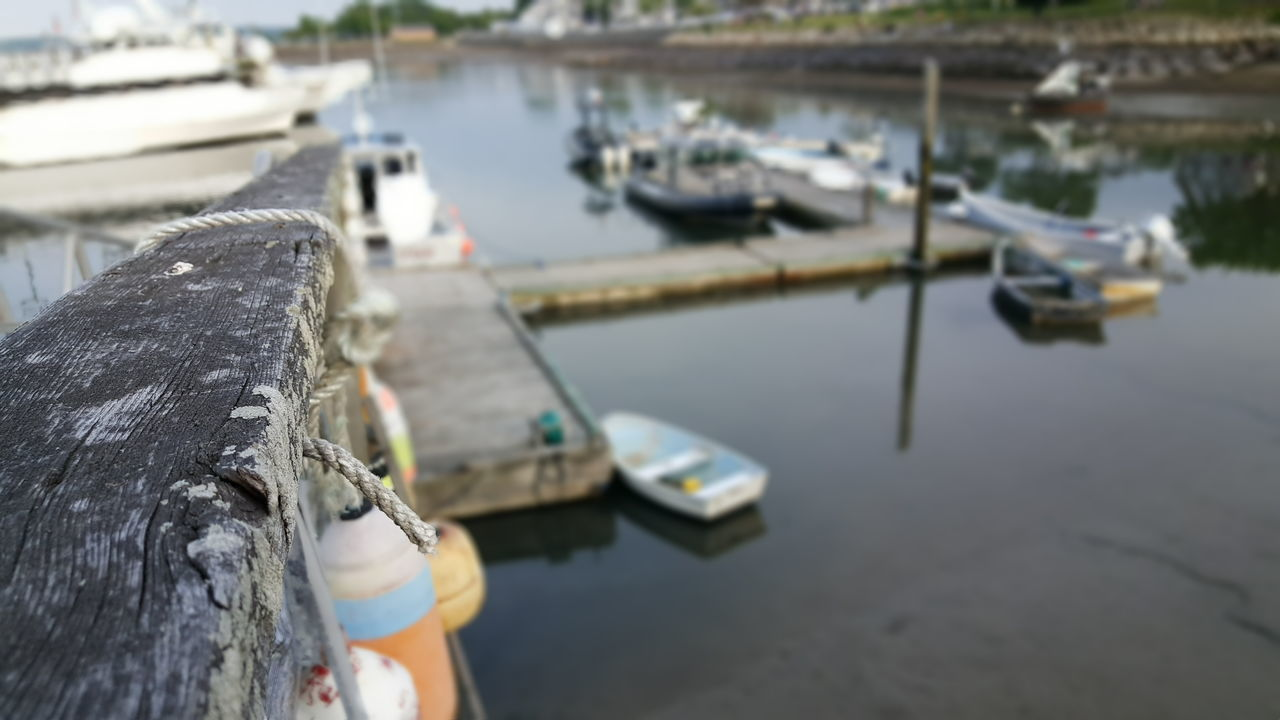 Selective Focus Plymouth, Massachusetts Plymouthwaterfront Boats And Moorings By The Sea Coastal_collection Coastline EyeEm Gallery Eyeemphotography EyeEm EyeEm Best Shots S6