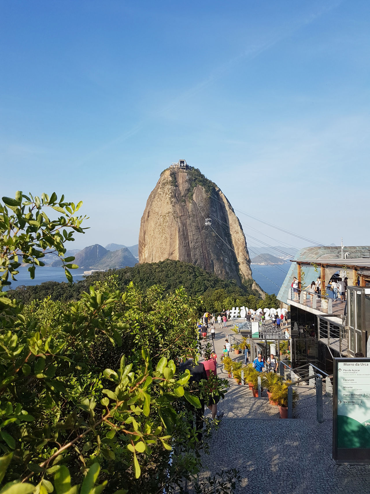 Architecture Day Flower Mountain Nature No People Outdoors Perfect Day Perfectview Photooftheday Picoftheday Rio De Janeiro Rio De Janeiro Eyeem Fotos Collection⛵ Sky Tourism Travel Travel Destinations
