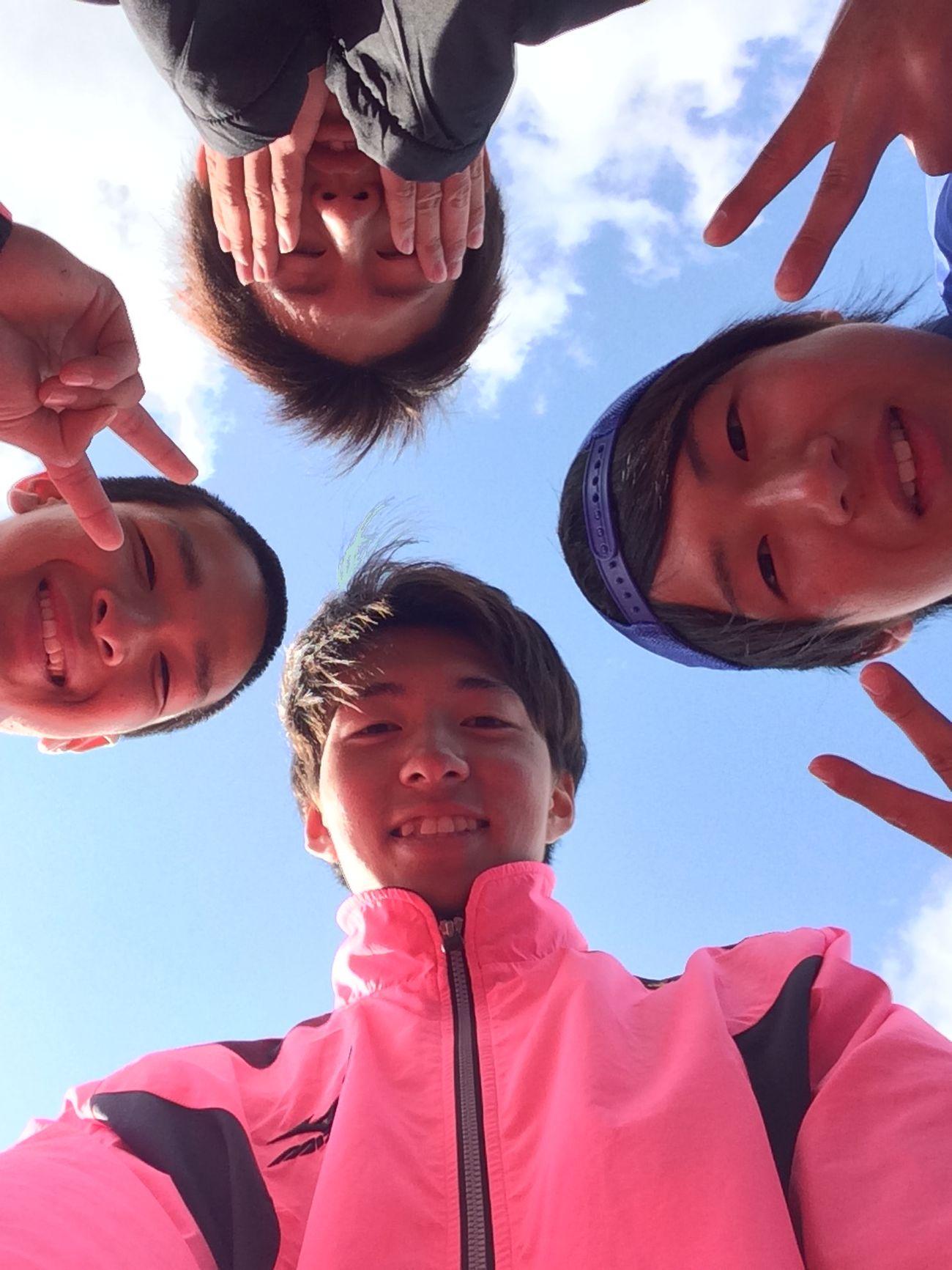 青春 青空 First Eyeem Photo