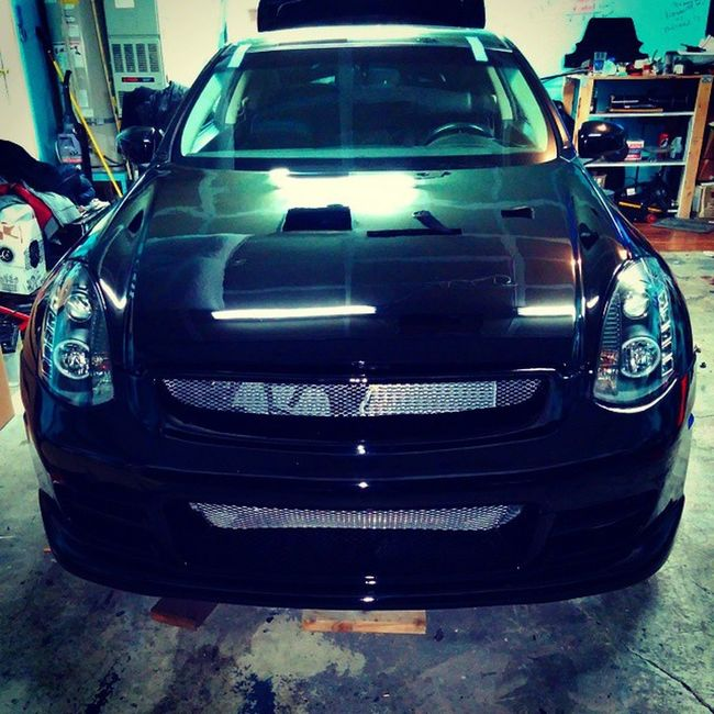 Almost done ??? G35 ProjectG35