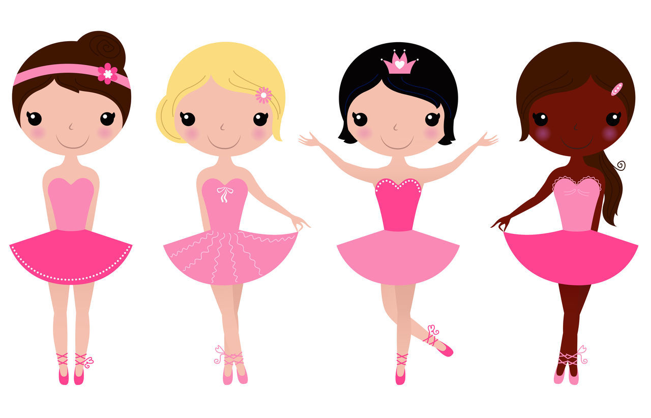New ladies in Design Shop : hand-drawn Balerina / Cute arts 4 Charac 4 Characters Art For Sale Girl Graphic Illustration Little Girls Minimalist Product Design Product Photography Vintage