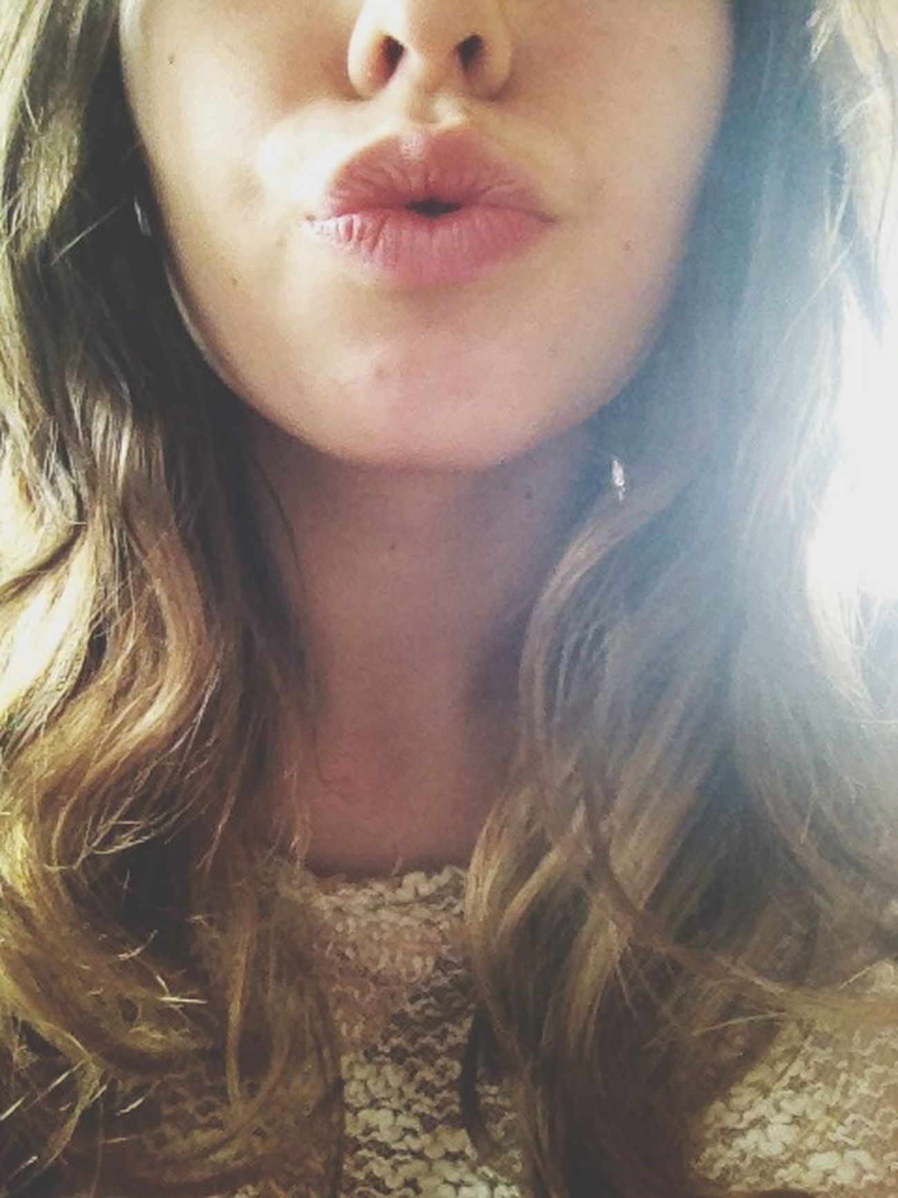 Kiss you? That's Me