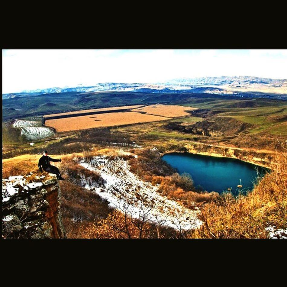 Кабардино-Балкария, Зольский район, вид на озеро Шанхоре (Шадхурей) Кабардино-Балкария озеро Шанхоре Шадхурей Поход треккинг Природа природароссии КБР