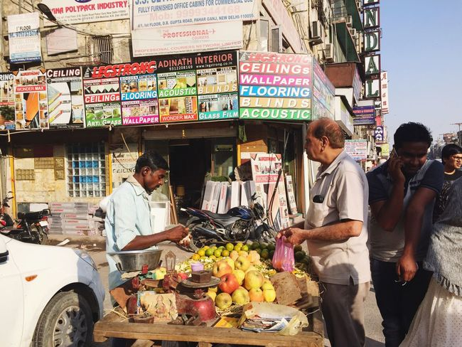 Retail  Buying Consumerism Real People Small Business Market Stall Going To Market