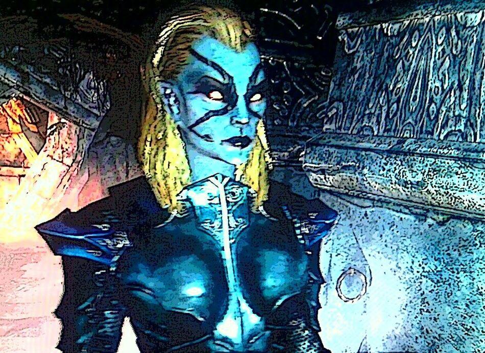 Feyldagger, Vampire & Assassin. Screenshot Skyrim Playing Skyrim Vampire Fantasy
