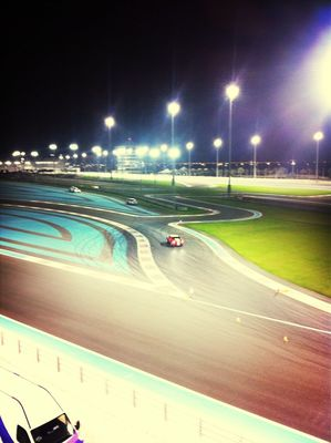 at YAS Marina Race School at YAS Marina Race School by Omran Alowais