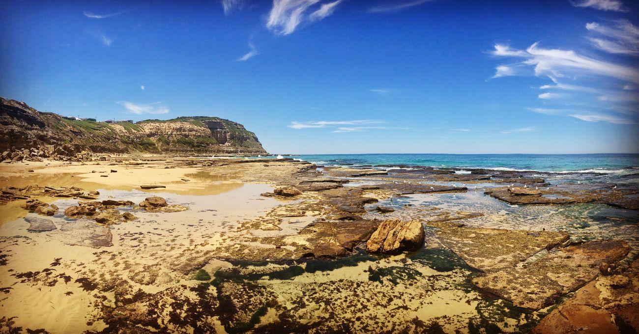 Meanwhile In Australia Barbeach Newcastle NSW, Australia Beachphotography BeachWeather
