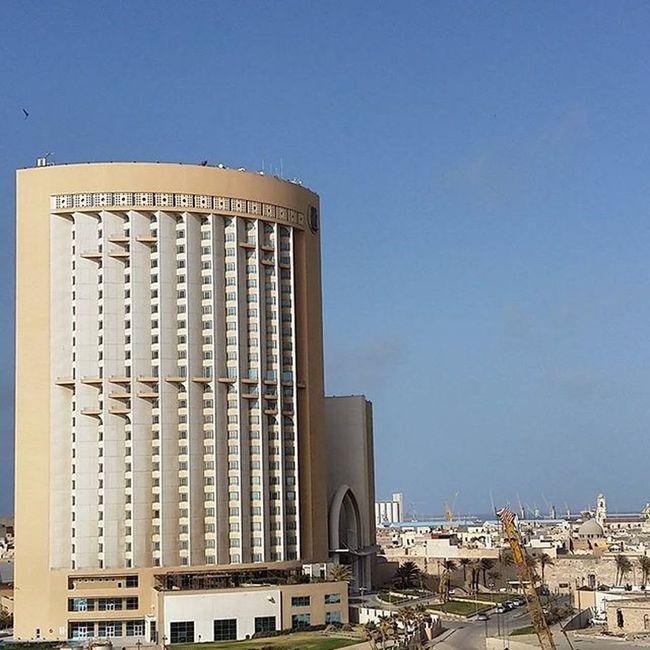 Corinthia Hotel Tripoli Libya فندق كورنتيا طرابلس ليبيا