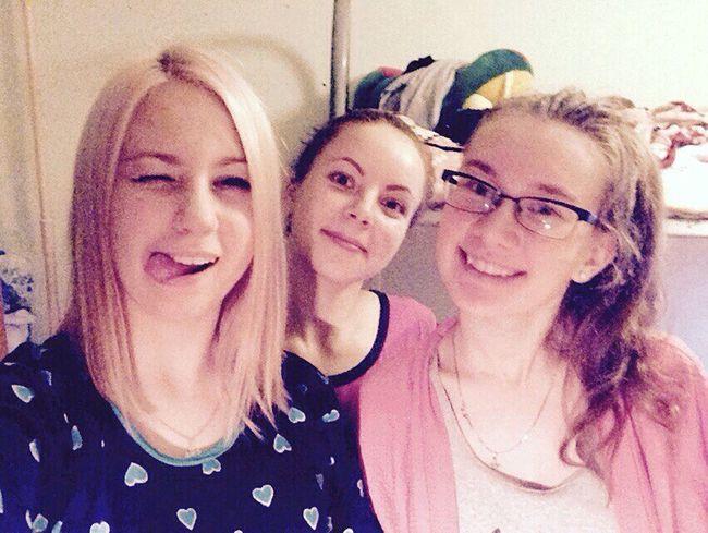 Девочки мои