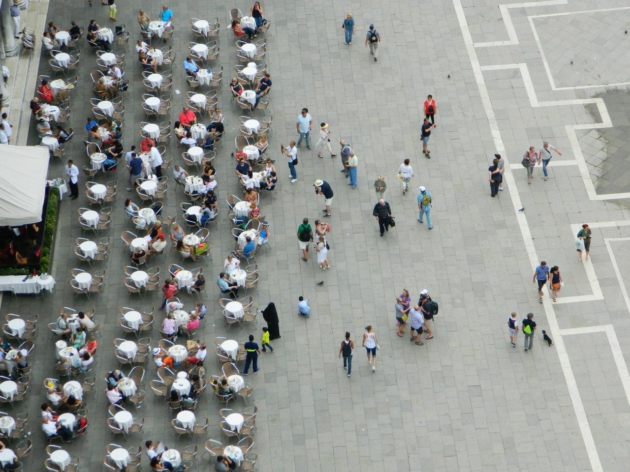 Beautiful stock photos of group, Crowd, Day, Famous Place, High Angle View