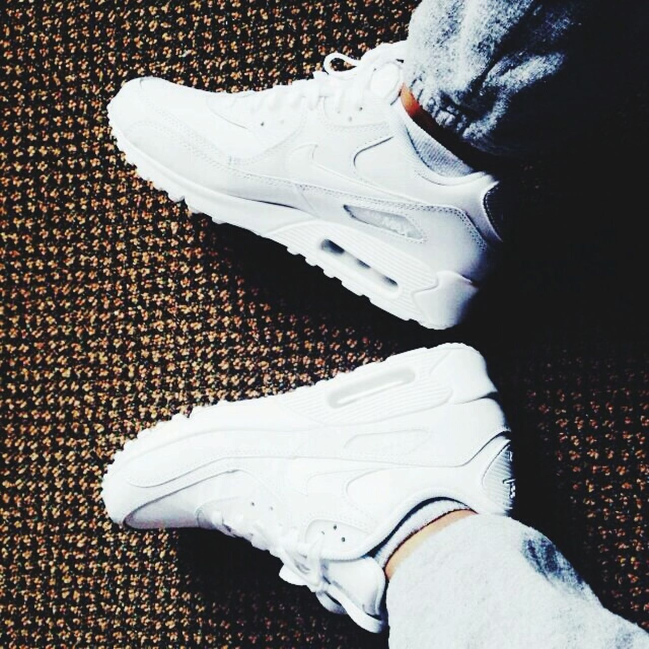 Shoes JD Trainers White