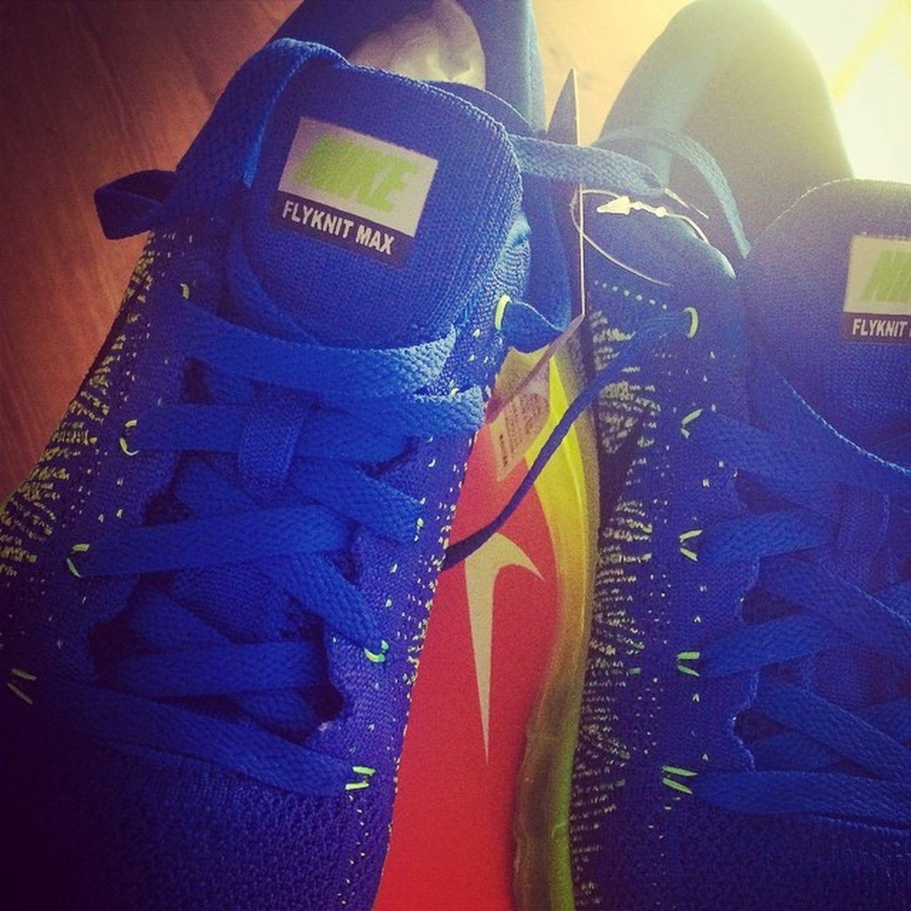 収穫祭!Nike Nikeflyknitmax 天王洲アイル