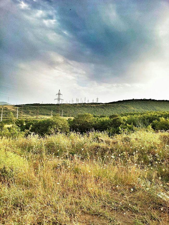 Tbilisi Georgianrepublic Landscape Landscape_photography Landscape_Collection Electricity