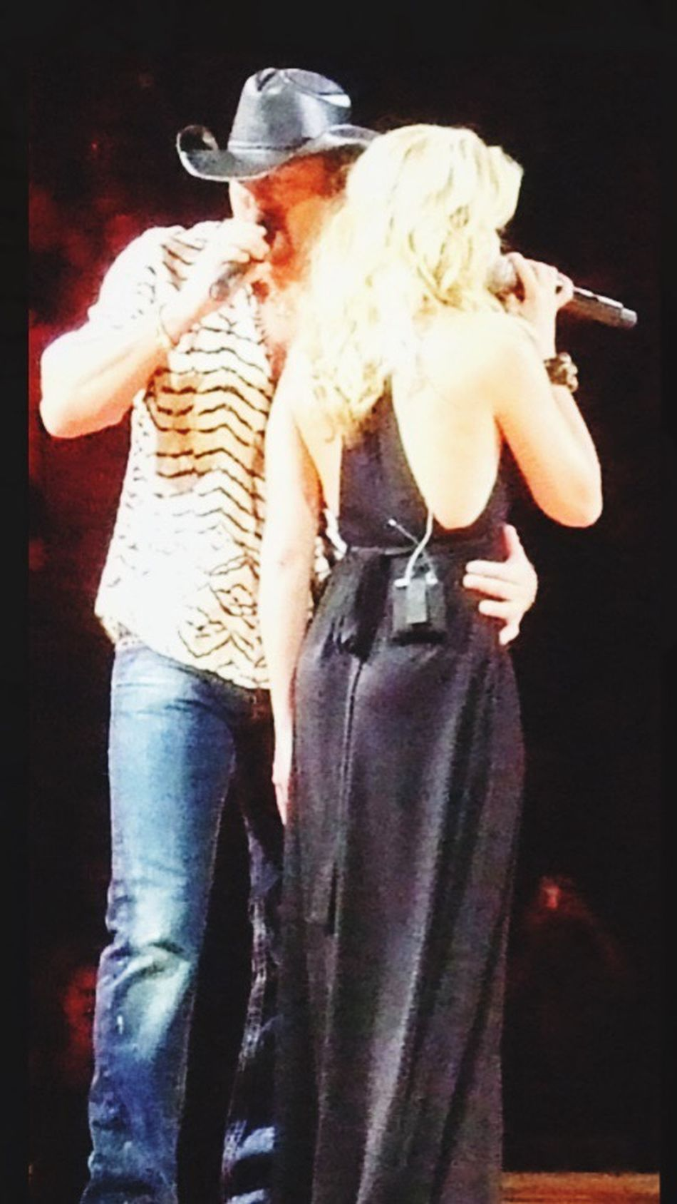 Faith Hill Tim McGraw❤ Concert Photography Enjoying Life Music Country Music 2007 SOUL~2~SOUL Best Time Ever