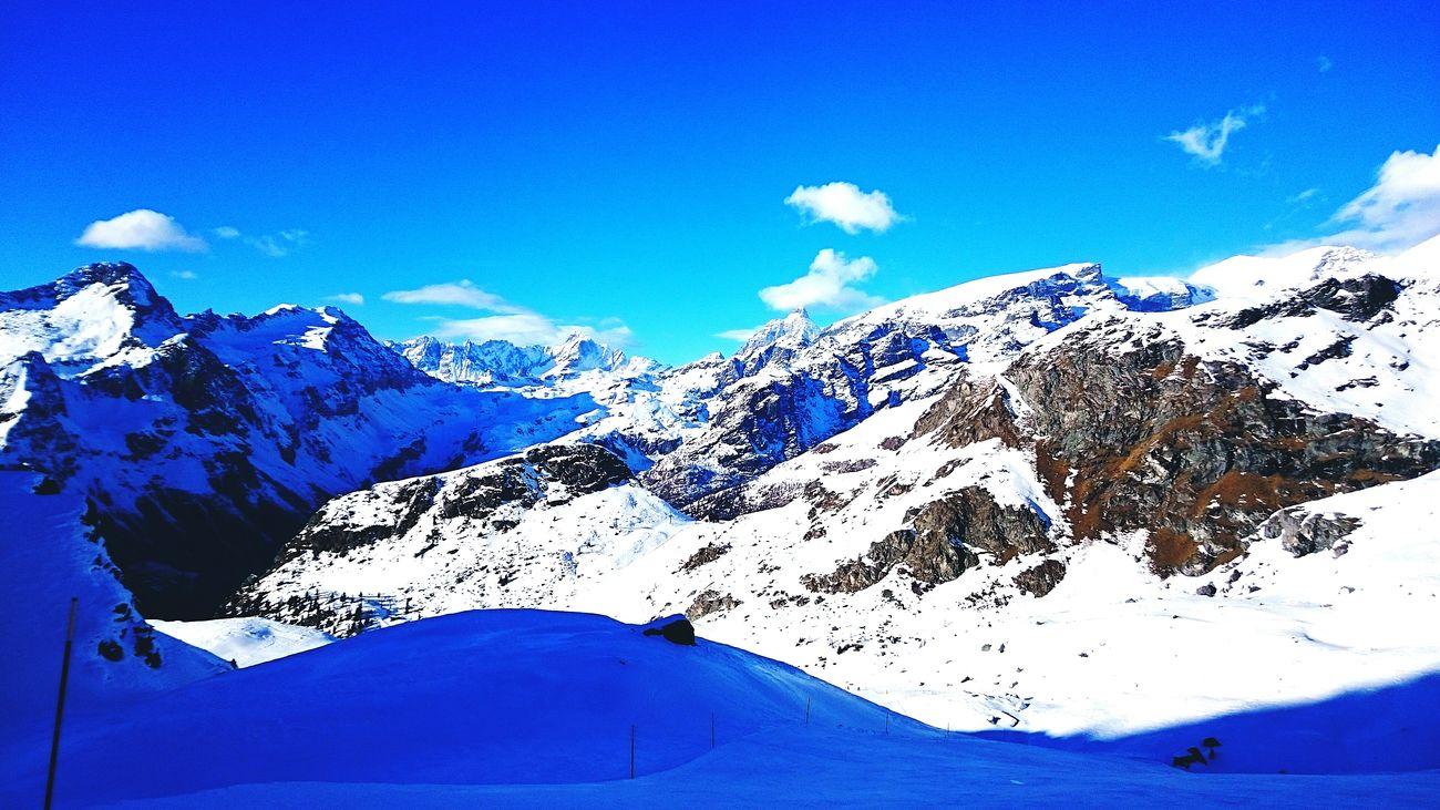 Mountains Skiing ❄