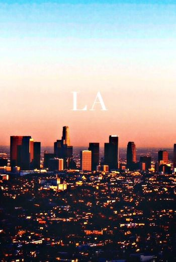 City Of Angels... Check This Out The City Never Sleeps Night Life