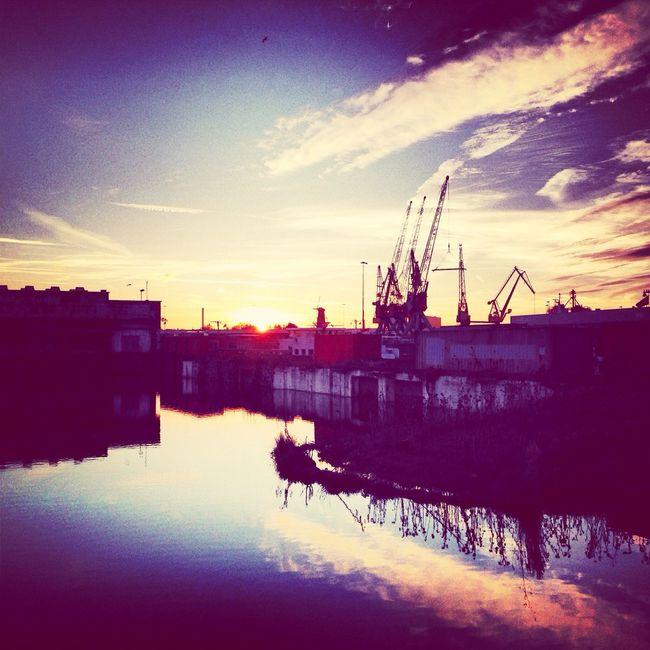 Sunset RotterdamSunset