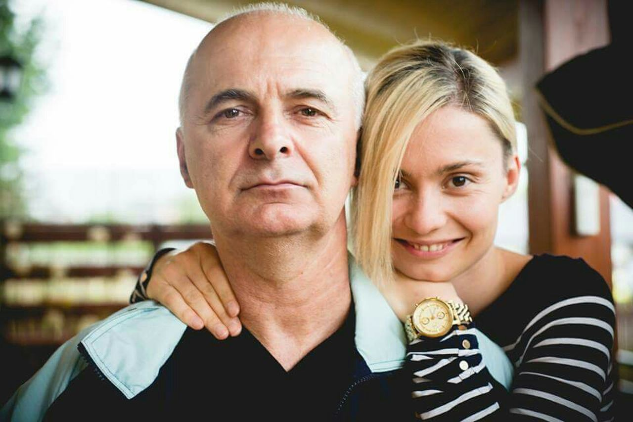 Father And Doughter Me And My Daddy  I Love My Daddy Like Father Like Daughter❤ We Nikon D600 Sigma Art People Photography Hello World :-)