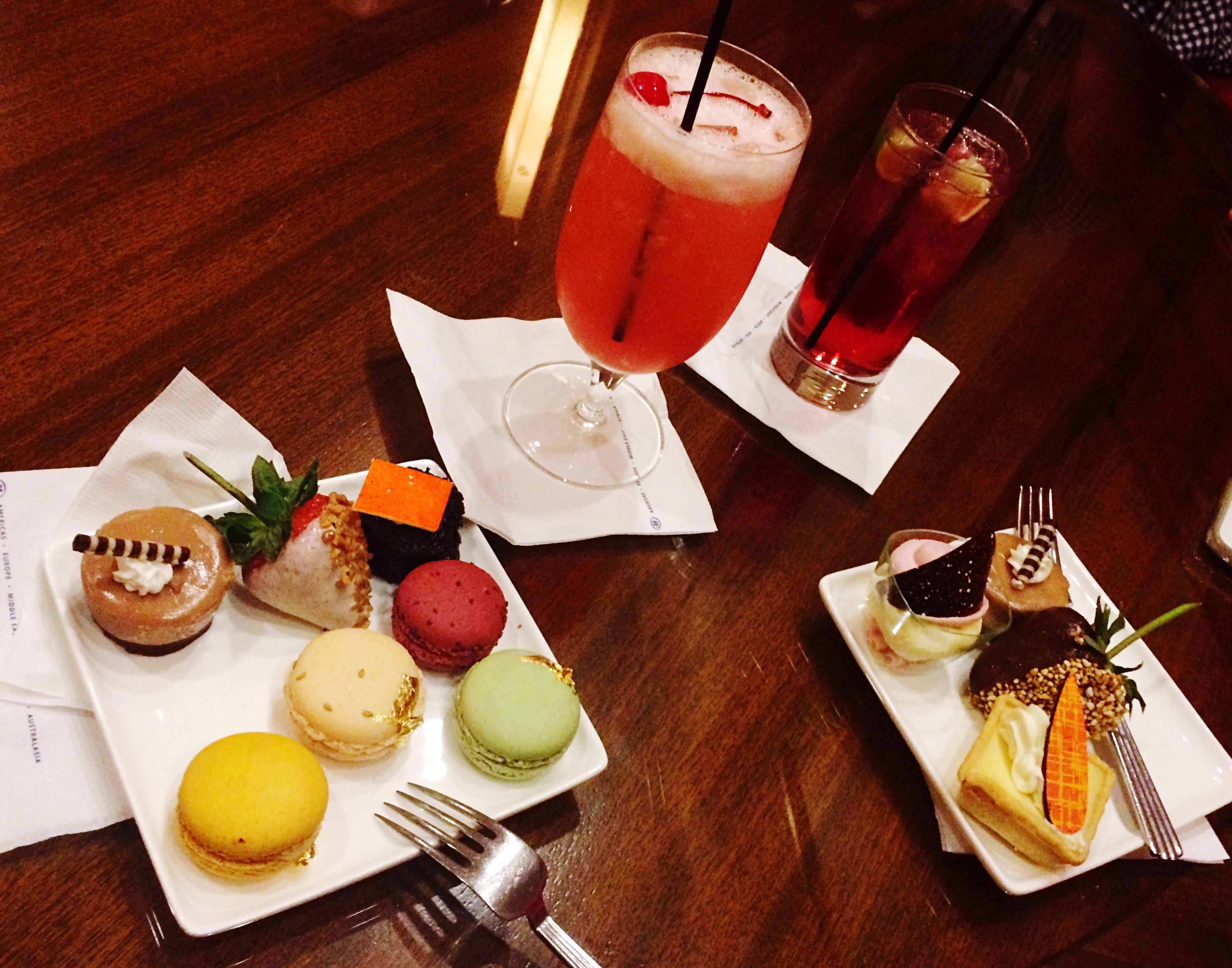 Colour Of Life Yummy Orlando American Library Association Networking Yes Please Open Bar Dessert