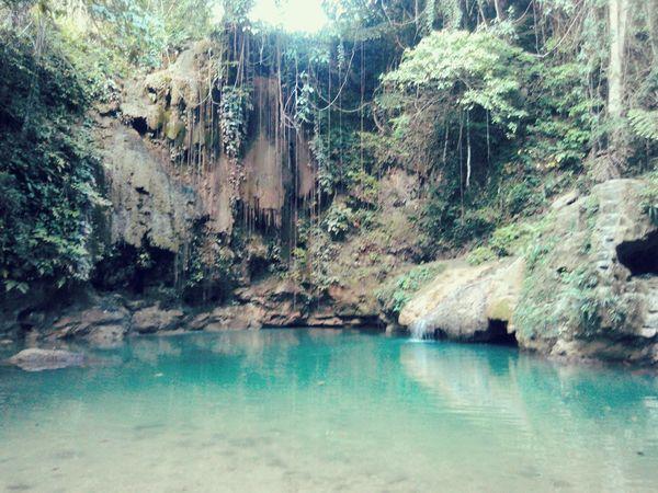Cambais Falls in Alegria, Cebu Waterfalls In Philippines Beauty In Nature Outdoor Photography Travel Destinations Mountainclimbing Cebu City, Philippines Traveladventures