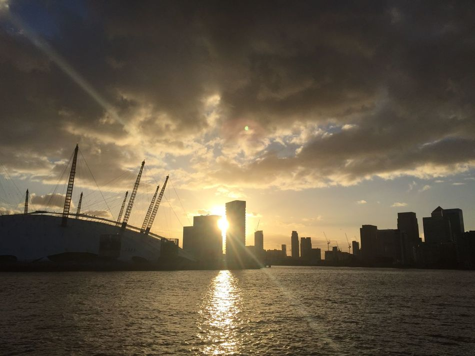 Cloud - Sky Sky Water Transportation Sunset Outdoors Building Exterior No People City Nature Architecture Beauty In Nature Nautical Vessel Harbor Cityscape Day