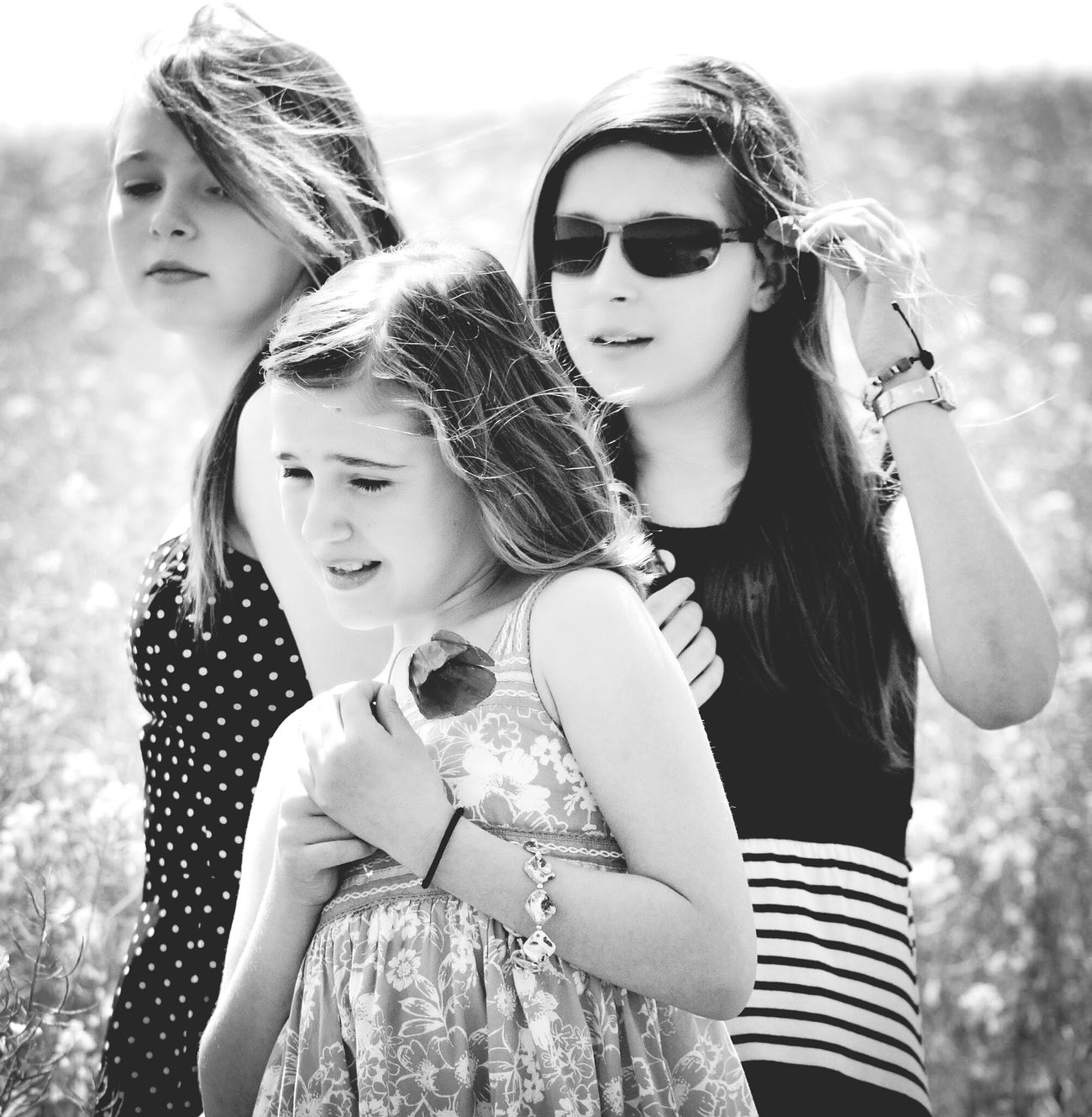 My beautiful daughters Enjoying Life Taking Photos My Live, My Wold