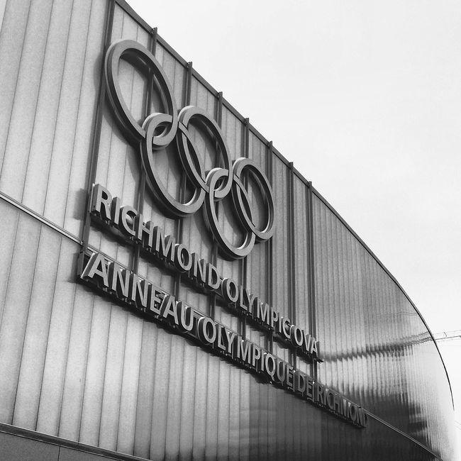 Architecture Blackandwhite Bw Geometric Shape Low Angle View Man Made Object No People Olympic Olympic Stadium Olympics