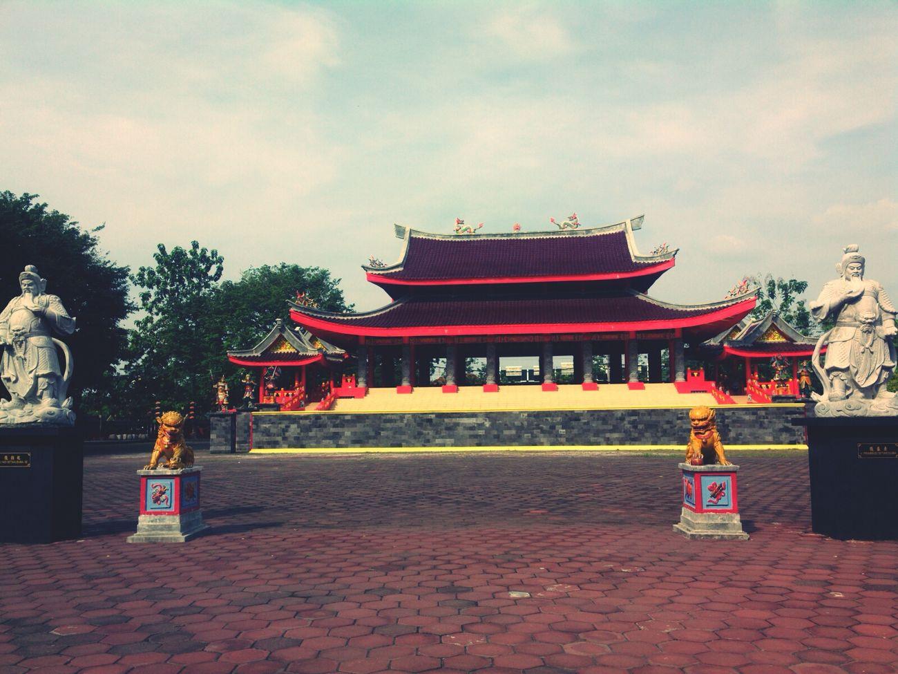 sam poo kong temple Trip Semarang INDONESIA