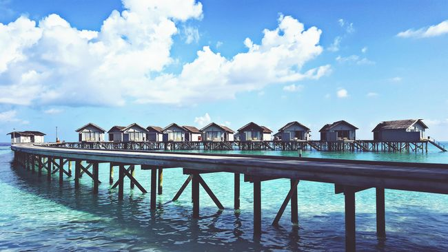 And where did you spend your weekend? Fine Art Photography Weekend Maldives Maldivesphotography Centara Traveling Travel Lifestyles Lifestyle Luxurylifestyle  Luxury Beach Seaside Beachouse Retro Coast Coastline Sea Relaxing Horizon Over Water Beautiful View Sea And Sky Architecture On The Way