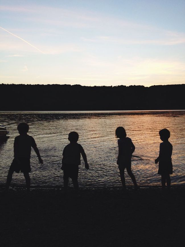 Keuka lake cousins Hanging Out Relaxing Peace And Quiet