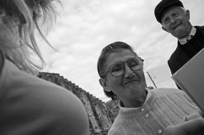 People Church Witness Jehova's Witnesses Jehovah Happy Happy People Empathy Funny Funny Faces Portrait Black And White Emotions Expression Check This Out EyeEm Gallery EyeEm Best Shots Popular Photos Elderly Woman Monochrome Photography Dramatic Angles