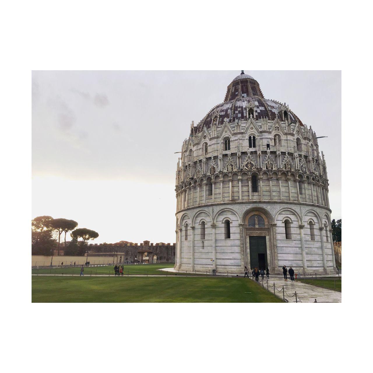Pisa Travel