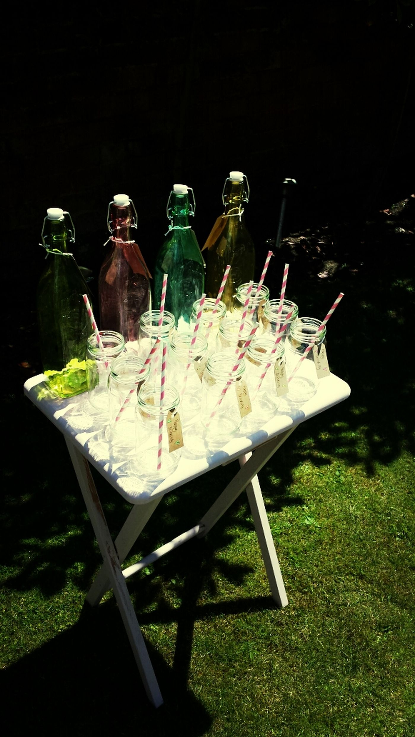 Drinks Garden Masonjar Paperstraw