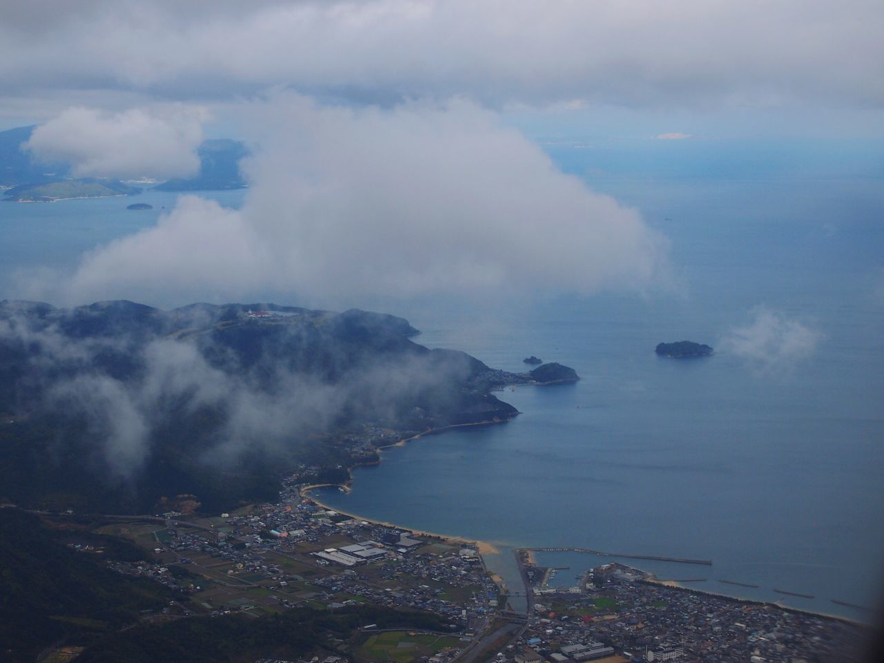 Check This Out Landscape_photography Landscape_Collection From My Point Of View Cityscapes Capture The Moment From An Airplane Window 高松 Hello World A Bird's Eye View