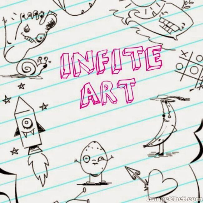 Infite Art Play Crazy