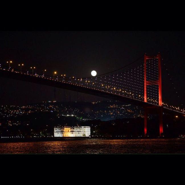 Güzel bir Istanbul Akşamı için Hurriyet2014 @oneistanbul Oneıstanbul