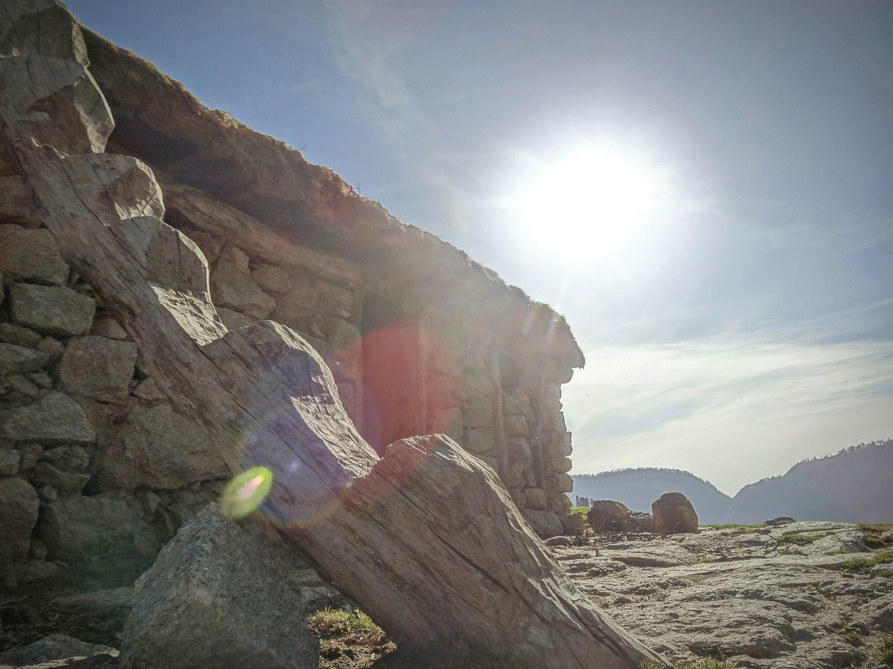 Sunlight Lens Flare Non-urban Scene Season  Stairs