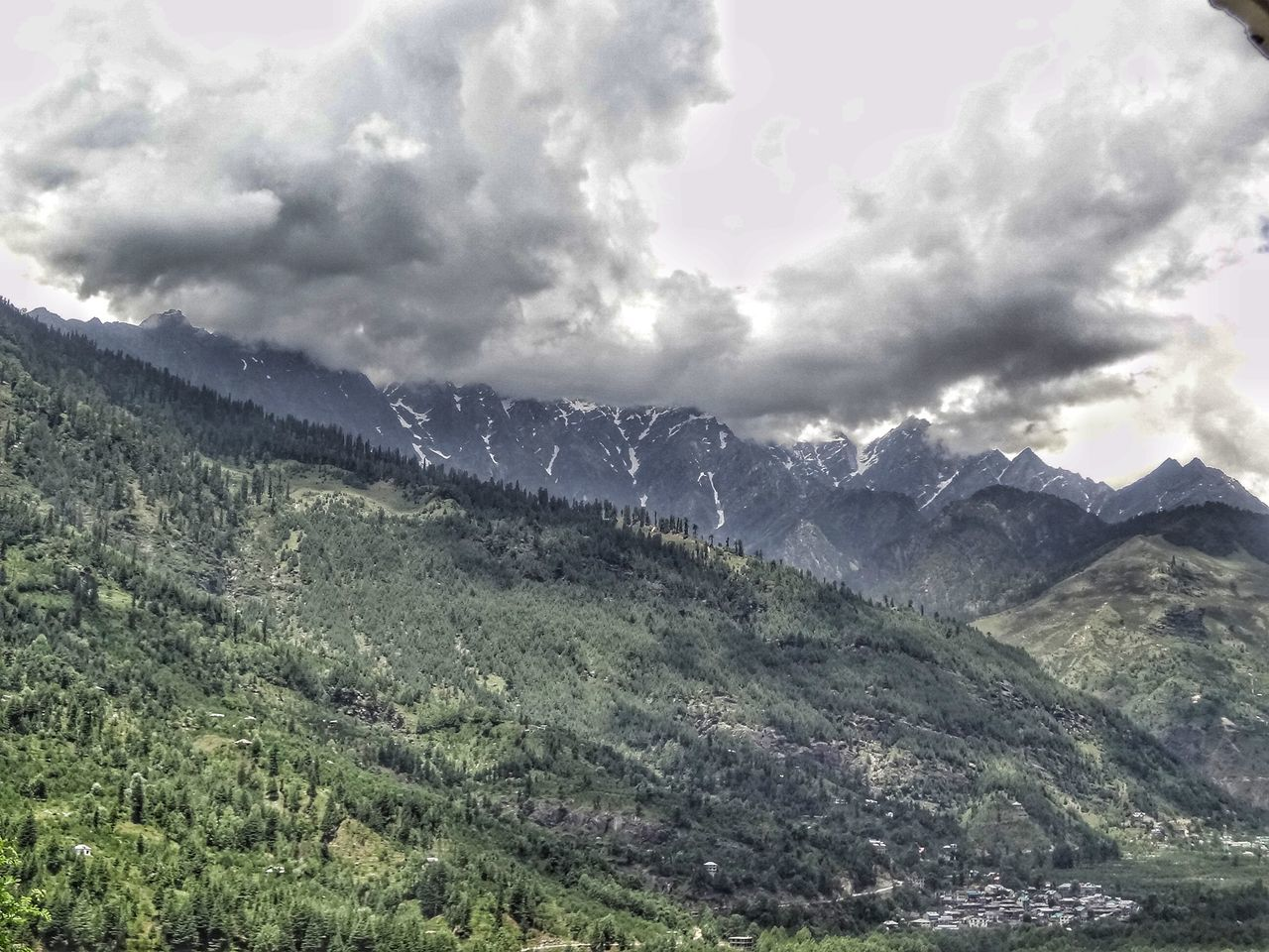 mountain, nature, landscape, no people, sky, beauty in nature, outdoors, day, holiday, scenics, range