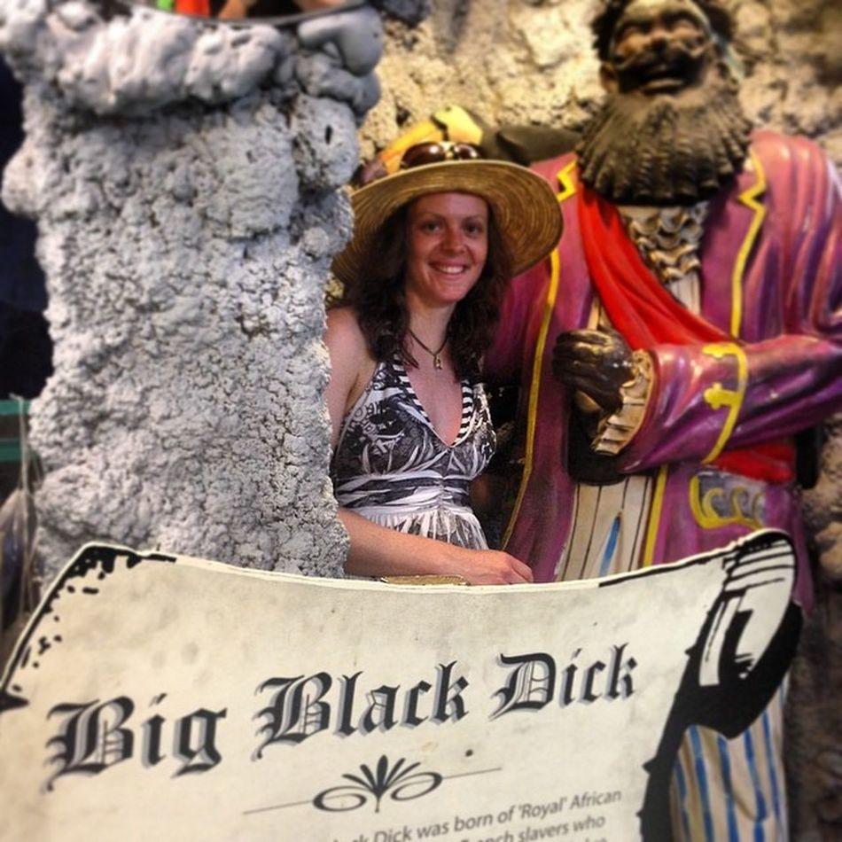 Bigblackdick ... Enough said! Lol