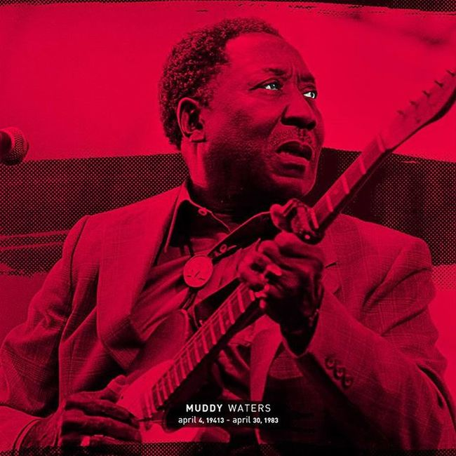 . Muddy waters The giant of postwar blues, who eloquently defined Chicago's swaggering, Delta-rooted sound with his declamatory vocals and piercing slide guitar. @ragtimerecordsjakarta Muddywaters Pasarsanta Santamusiclub Ragtimerecordsjakarta Music Blues Guitar