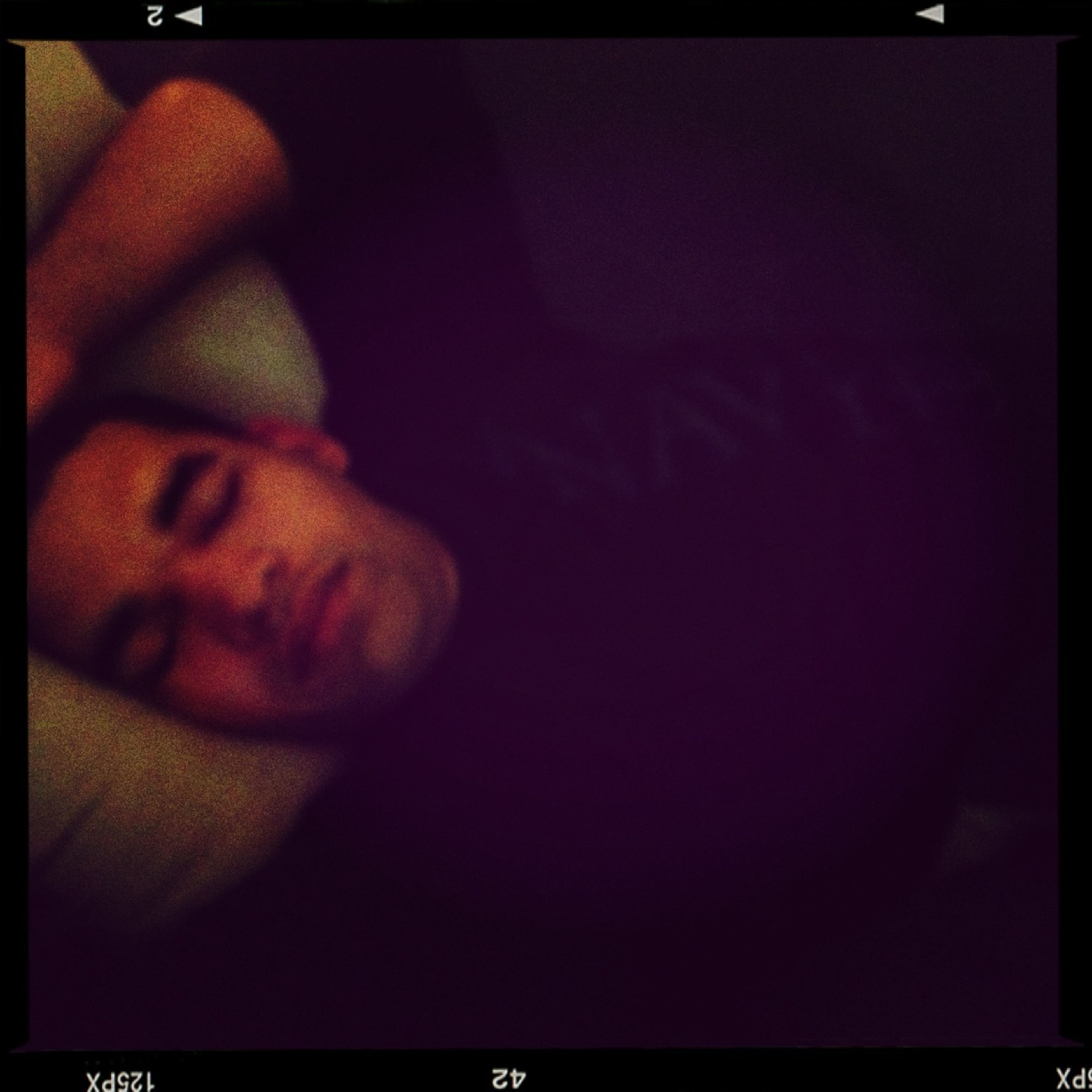 My Sleeping Sailor<3