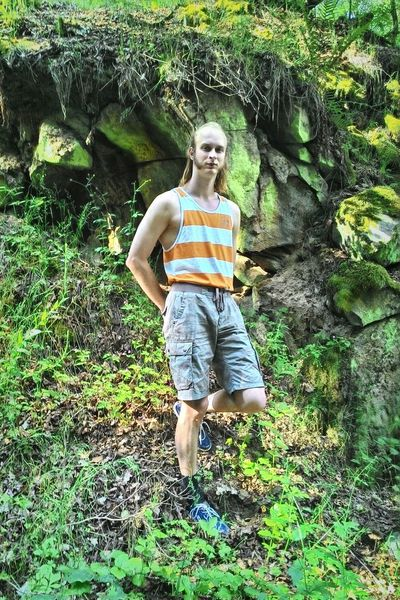 Helthychoice Nature_collection Rocks Stones Pretty Boy Model The Adventure Handbook