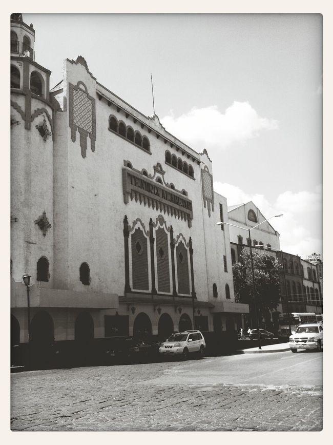 San Luis Potosí Edificios Building