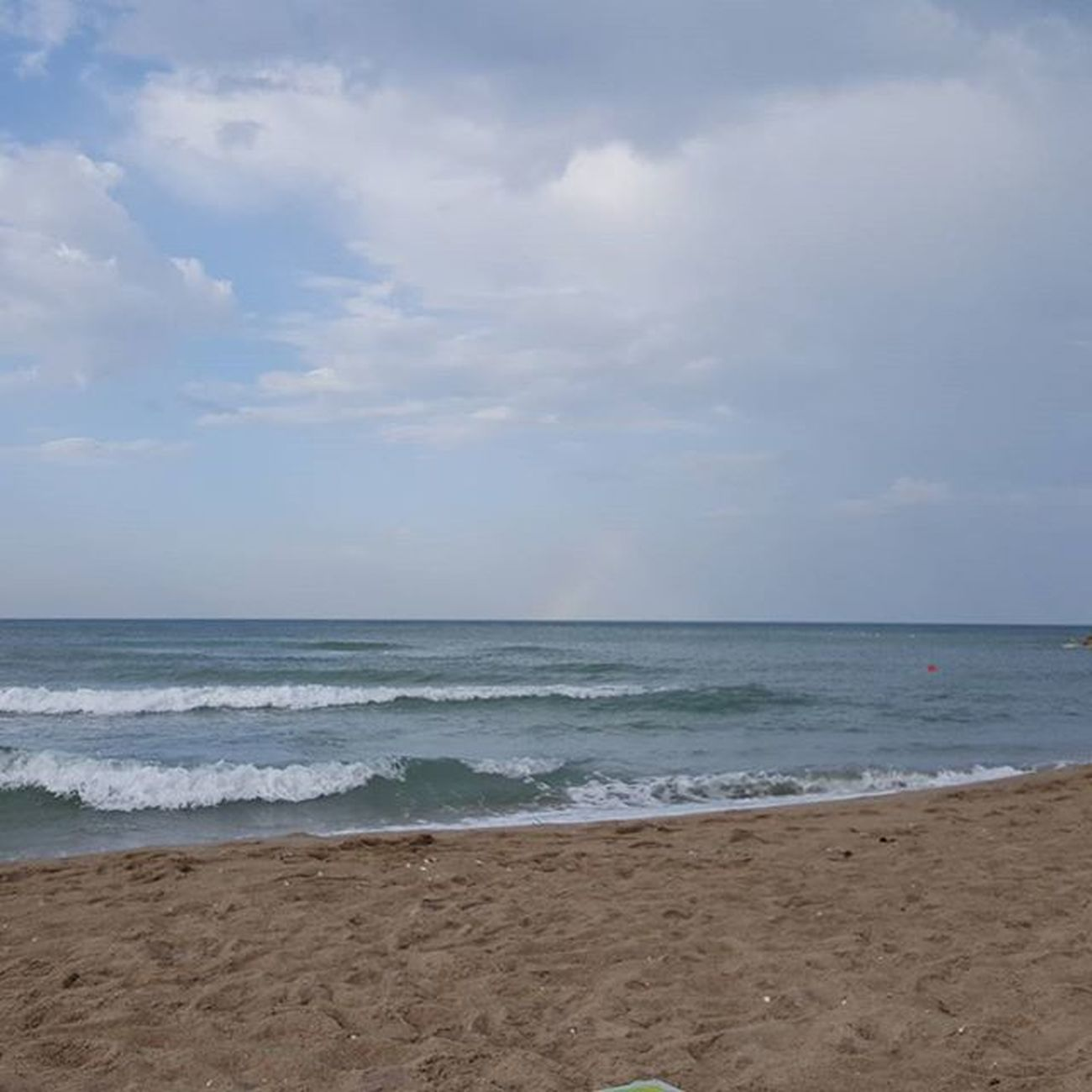 Seaside after the storm... and the rainbow at the bottom.. Seasideitaly Seaside Quietafterthestorm Rainbowonthesea Rainbow Summer2015 Estate2015 Southernitaly Mare Mareadriatico Puglia Summertime Volgopuglia Provinciadifoggia Marinadichieuti Volgofoggia Thisispuglia Lovespuglia Loves_puglia