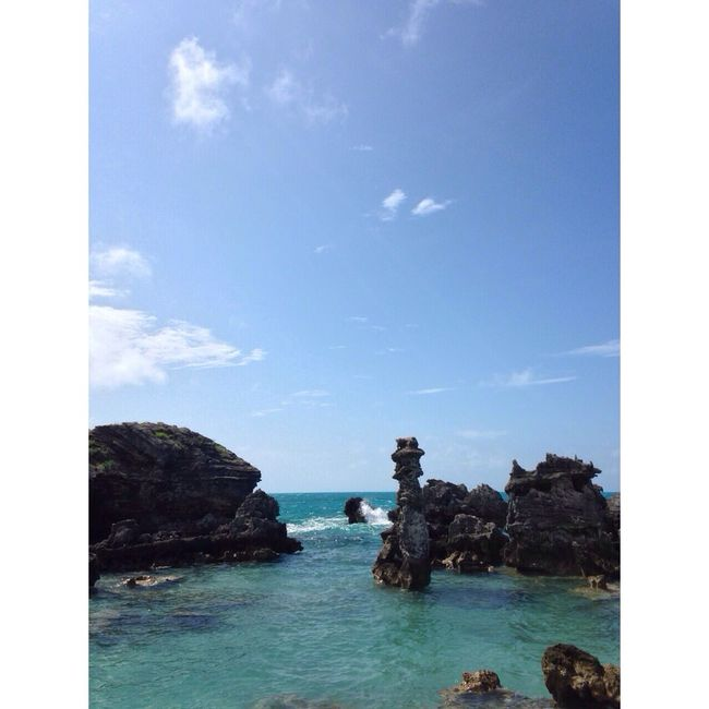Bermuda was great