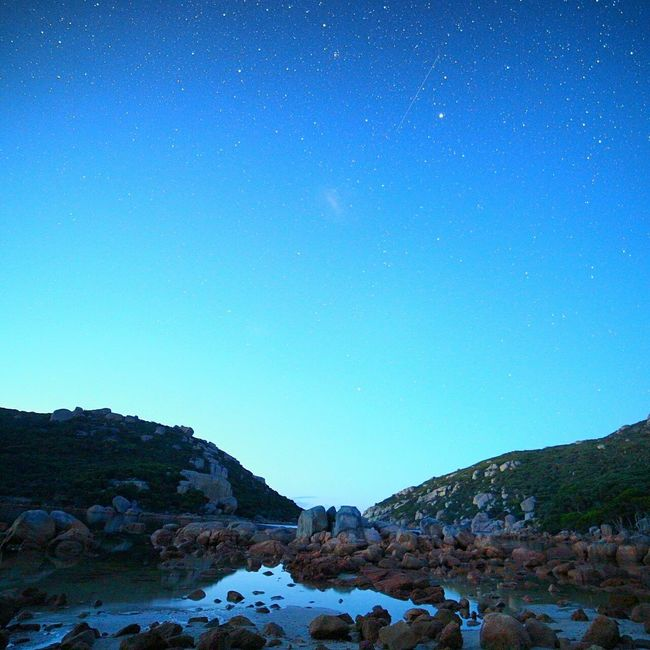 Waychinicup Inlet near Albany Western Aust Check This Out Eyeemphotography WesternAustralia Shotoftheday EyeEm Best Shots The Wild Albany Western Australia Waychinicup Dreamy Night Photography