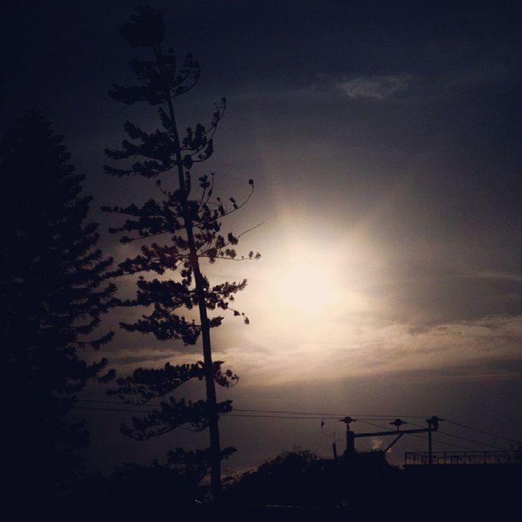 Adiós hermano Sol. ElSalvador  Sansalvador Planesderenderos Atardecer sol sole nubes clouds nuvole sun pino sky cielo camera galaxyS3