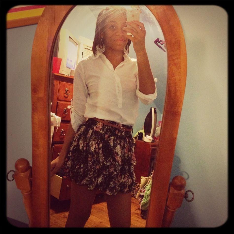 Skirt today