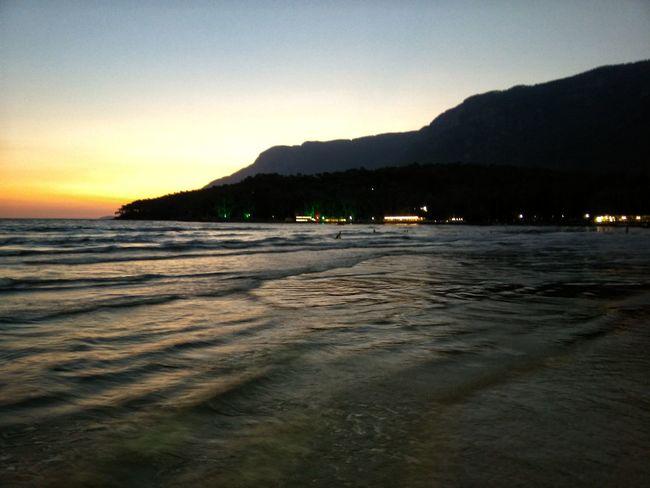 Sunset Sea Akyaka Mugla Turkey Welcomeweekly EyeEm Travel Photography Eye4photography  Eyeemphotography The Week Of Eyeem